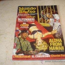 Coleccionismo de Revistas y Periódicos: MONDO BRUTTO Nº 32. Lote 17226681