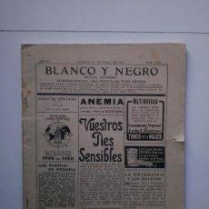 Coleccionismo de Revistas y Periódicos: BLANCO Y NEGRO-1926. Lote 26864115