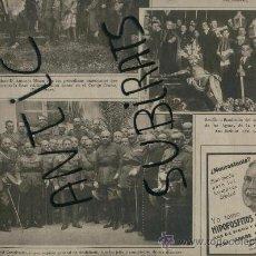 Collectionnisme de Revues et Journaux: LAVANGUARDIA. 10-01-1930.SEVILLA.BENDICION DEL CRISTO DE LA AGUAS. COFRAFIA SAN JACINTO. Lote 17504681