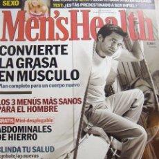 Coleccionismo de Revistas y Periódicos: REVISTA MEN´SHEALTH Nº 46, FEBRERO 2005. REPORTAJES: CONVIERTE LA GRASA EN MUSCULO, .... Lote 17578258