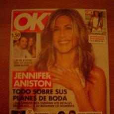 Coleccionismo de Revistas y Periódicos: REVISTA OK -Nº 21-20 DE AGOSTO 2008. Lote 17629574