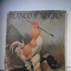 Coleccionismo de Revistas y Periódicos: BLANCO Y NEGRO-ENERO 1919. Lote 26561094