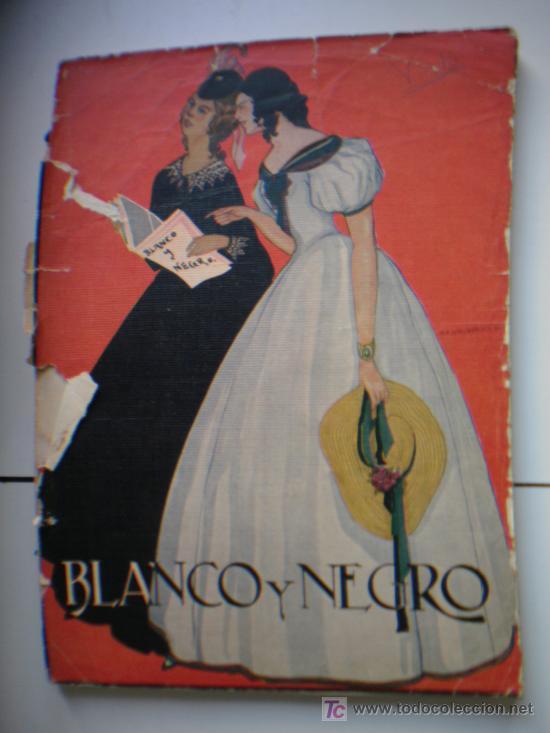 BLANCO Y NEGRO - ENERO 1926 - AÑO36 - Nº1807 (Coleccionismo - Revistas y Periódicos Antiguos (hasta 1.939))