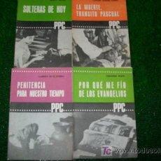 Coleccionismo de Revistas y Periódicos: FOLLETOS PROPAGANDA POPULAR CATOLICA -1966-15PAG-12X17. Lote 18062955