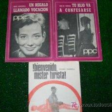 Coleccionismo de Revistas y Periódicos: FOLLETOS PROPAGANDA POPULAR CATOLICA -1969-15PAG-12X17CM. Lote 18063067