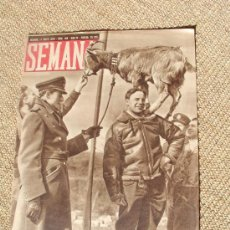 Coleccionismo de Revistas y Periódicos: REVISTA SEMANA , 11 MAYO 1943 NÚM 168 AÑO IV.. Lote 26946534