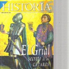 Coleccionismo de Revistas y Periódicos: REVISTA : HISTORIA , AÑO 2002 N 313. Lote 17902832