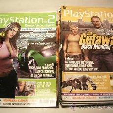 Coleccionismo de Revistas y Periódicos: LOTE 5 REVISTAS PLAYSTATION 2. 2004-2005. .. Lote 18485400