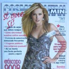 Coleccionismo de Revistas y Periódicos: C6 REVISTA COSMOPOLITAN MINI ENERO 2008. Lote 18514506