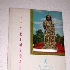 Coleccionismo de Revistas y Periódicos: EL TREMEDAL, REVISTA DE FIESTAS. ORIHUELA DEL TREMEDAL, 1971. ANUNCIOS, FOTOS. TERUEL.. Lote 24308722