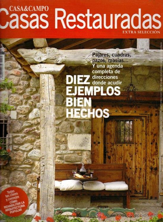 Revista casa campo casas restauradas extr comprar revistas y peri dicos modernos en - Casas de campo restauradas ...