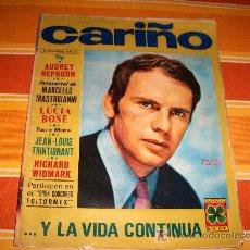Coleccionismo de Revistas y Periódicos: FOTONOVELA CARIÑO Nº 66, PRESENTA Y LA VIDA CONTINUA ... - EDITORMEX 1965. Lote 18607616