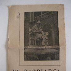 Coleccionismo de Revistas y Periódicos: EL PATRIARCA, SUPLEMENTO DE BOLETIN OFICIAL DEL ARZOBIPADO DE VALENCIA, MAYO 1960. Lote 18608809
