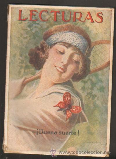 REVISTA LECTURAS Nº61. JUNIO 1926 (A-REV-521) (Coleccionismo - Revistas y Periódicos Antiguos (hasta 1.939))