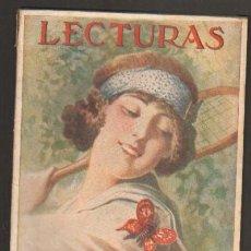 Coleccionismo de Revistas y Periódicos: REVISTA LECTURAS Nº61. JUNIO 1926 (A-REV-521). Lote 26025216