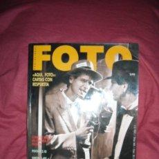 Coleccionismo de Revistas y Periódicos: REVISTA 'FOTO PROFESIONAL', Nº 110 . FEBRERO 1992.. Lote 18807818