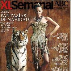 Coleccionismo de Revistas y Periódicos: REVISTA XL SEMANAL. SHARON STONE. Lote 18864379