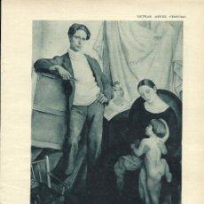 Coleccionismo de Revistas y Periódicos: EXPOSICIÓN DE ARTE MODERNO BELGA[ TOUSSAINT, R. WITHMAN, M. GILLES, L. RUISSERET, DELAUNOIS…- 1928 . Lote 19004420