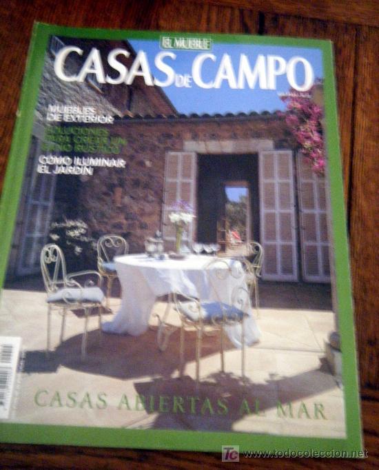 Revista de decoraci n el mueble casas de cam comprar for Revistas de decoracion de casas