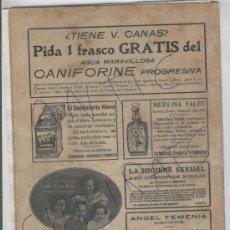 Coleccionismo de Revistas y Periódicos: RECORTE DE PRENSA. AÑO 1915. PUBLICIDAD. FARMACIAS. FOSFO GLICO KOLA. METILINA VALET. . Lote 19108702