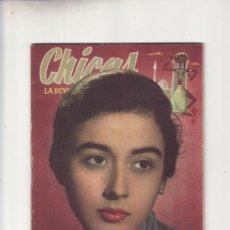 Coleccionismo de Revistas y Periódicos: CHICAS 2ª EPOCA.Nº206 1954. ESTA Y MAS REVISTA DE COLECCION EN RASTRILLOPORTOBELLO. Lote 162688832