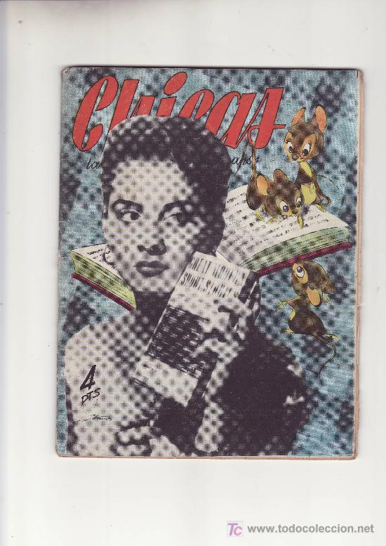 CHICAS 2ª EPOCA.Nº169 1953. ESTA Y MAS REVISTA DE COLECCION EN RASTRILLOPORTOBELLO (Coleccionismo - Revistas y Periódicos Modernos (a partir de 1.940) - Otros)
