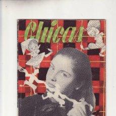Coleccionismo de Revistas y Periódicos: CHICAS 2ª EPOCA.Nº175 1953. PRECIO ORIGINAL 4 PESETAS-RECETAS,IDEAS DECORACION,AJUAR ETC.... Lote 19123488