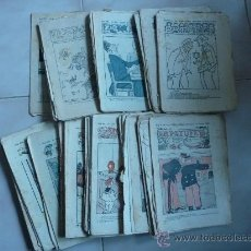 Coleccionismo de Revistas y Periódicos: LOTE DE 56 REVISTAS CATALANAS. EL PATUFET. DE 1913 A 1920. ESPECTACULAR LOTE EN CATALÀ.. Lote 25813882