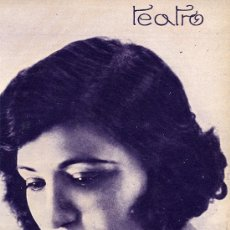 Coleccionismo de Revistas y Periódicos: MILAGROS LEAL 1934 ACTRIZ HOJA REVISTA. Lote 19245945