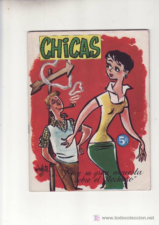 CHICAS 2ª EPOCA.Nº253 -MAS COLECCIONISMO EN GENERAL EN RASTRILLOPORTOBELLO (Coleccionismo - Revistas y Periódicos Modernos (a partir de 1.940) - Otros)