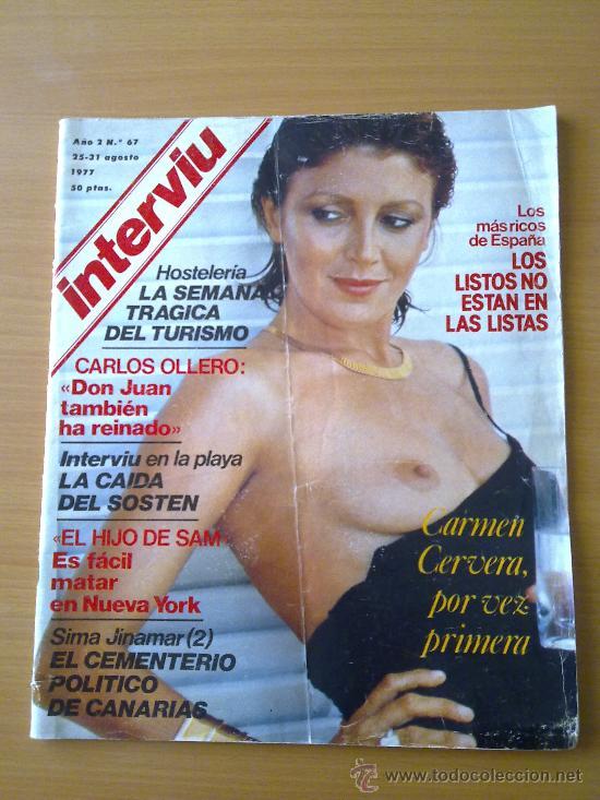 Revista Interviu Nº 67 25 Al 31 Agos Sold Through Direct Sale