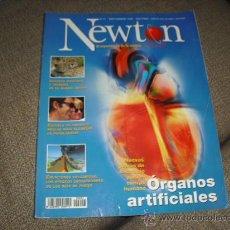 Coleccionismo de Revistas y Periódicos: NEWTON SEPTIEMBRE DE 1999 . Lote 19696231