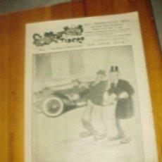 Coleccionismo de Revistas y Periódicos: EL MENTIDERO. SEMANARIO SATIRICO. Nº 116. ABRIL 1915. *. Lote 198230692