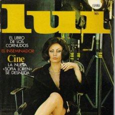 Coleccionismo de Revistas y Periódicos: LUI (ESPAÑOL) - AÑO 1 - Nº 2. Lote 34952005