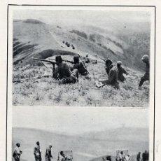 Coleccionismo de Revistas y Periódicos: MARRUECOS 1921 REGULARES HOJA REVISTA. Lote 24535080