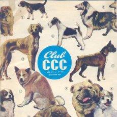 Coleccionismo de Revistas y Periódicos: REVISTA CLUB CCC / Nº164. NOVIEMBRE 1967. SAN SEBASTIÁN. Lote 19927778