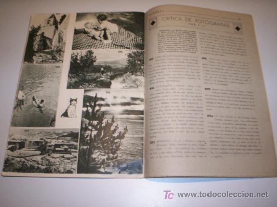 Coleccionismo de Revistas y Periódicos: SOMBRAS N.47 - REVISTA FOTOGRÁFICA, ABRIL 1948. - Foto 3 - 20509618