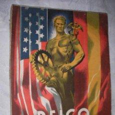 Coleccionismo de Revistas y Periódicos: ANTIGUA REVISTA REICO DE LA INDUSTRIA Y DEL COMERCIO 1945 - ENVIO GRATIS A ESPAÑA. Lote 20640152