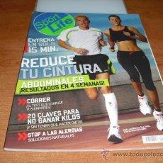 Coleccionismo de Revistas y Periódicos: SPORT LIFE ABRIL 2007. Lote 20888010