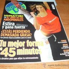 Coleccionismo de Revistas y Periódicos: SPORT LIFE ABRIL 2005 . Lote 20888251