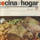 Coleccionismo de Revistas y Periódicos: COCINA Y HOGAR 1967 Nº46- MAS COLECCIONSIMO EN GENERAL EN RASTRILLOPORTOBELLO. Lote 27575199
