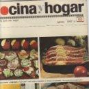 Coleccionismo de Revistas y Periódicos: COCINA Y HOGAR 1967 Nº52- MAS COLECCIONSIMO EN GENERAL EN RASTRILLOPORTOBELLO. Lote 26822951