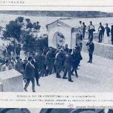 Coleccionismo de Revistas y Periódicos: MARRUECOS 1925 MELILLA ENTIERRO CORONEL MONASTERIO RETAL REVISTA. Lote 21141599