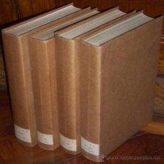Coleccionismo de Revistas y Periódicos: LOTE 4 TOMOS ENCUADERNADOS DE LA REVISTA AERONÁUTICA AVIÓN (VER NÚMEROS EN LA DESCRIPCIÓN). Lote 26089084