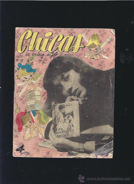 CHICAS LA REVISTA DE LOS 17 AÑOS (Coleccionismo - Revistas y Periódicos Modernos (a partir de 1.940) - Otros)