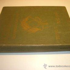 Coleccionismo de Revistas y Periódicos: TOMO DE 30 REVISTAS ACTUALIDADES - SEMANARIO ILUSTRADO - AÑO 1908. Lote 25237555