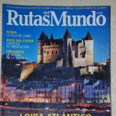 Coleccionismo de Revistas y Periódicos: RUTAS DEL MUNDO Nº 172. Lote 28982361