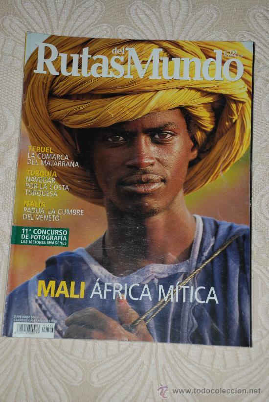 RUTAS DEL MUNDO Nº 166, DICIEMBRE 2004 (Coleccionismo - Revistas y Periódicos Modernos (a partir de 1.940) - Otros)