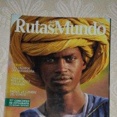 Coleccionismo de Revistas y Periódicos: RUTAS DEL MUNDO Nº 166, DICIEMBRE 2004. Lote 28982369