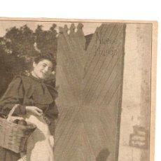 Coleccionismo de Revistas y Periódicos: RECORTE PRENSA.AÑO1908.TRAJES TIPICOS REGIONALES.TRAJES TIPOS SEVILLANOS.LA NARANJERA.OLMEDO.SEVILLA. Lote 21709251